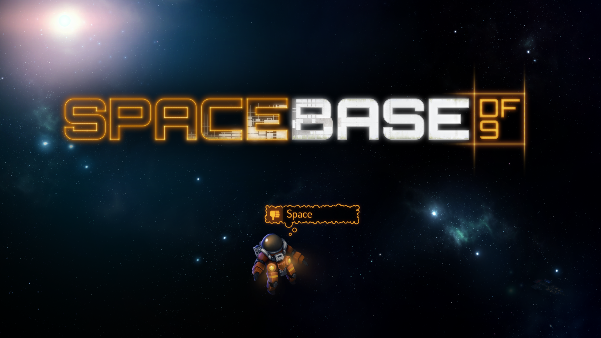 Spacebase DF-9 Wallpaper