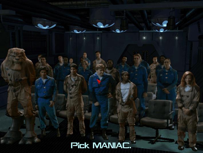 Eine große Cast und explodierende Kosten: Wing Commander III