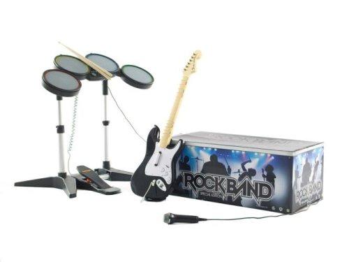 Harmonix' Rock Band machte Druck auf Guitar Hero