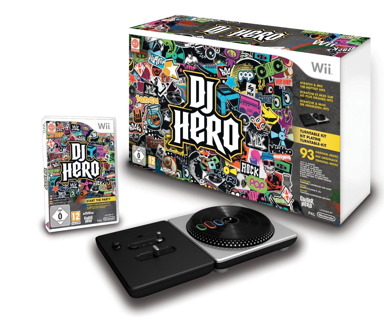 DJ Hero war kein großer Erfolg