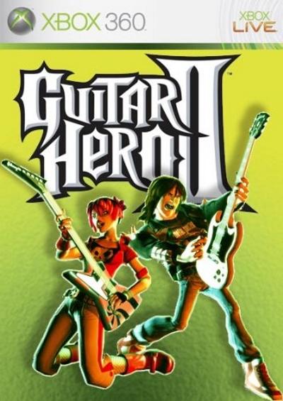 Guitar Hero II markierte den Einstand auf der Xbox 360
