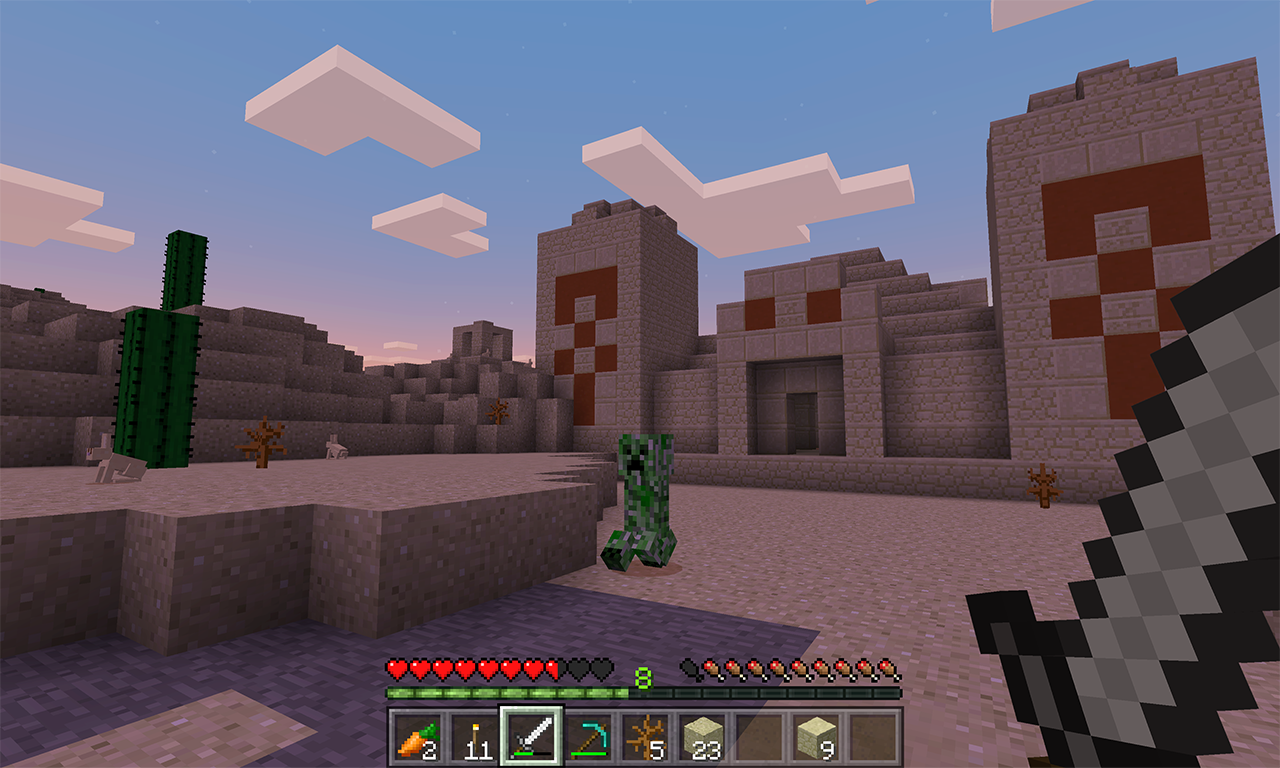 Der Beginn des Indie-Hypes: Minecraft